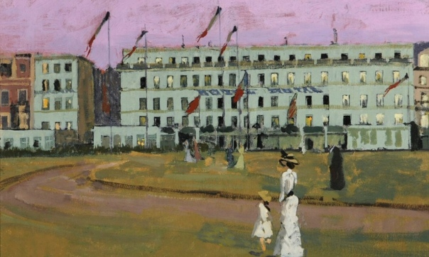 L'Hotel Royal, Dieppe, 1894, Museums Sheffield
