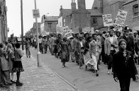 African Liberation Day march through Handsworth, 1977
