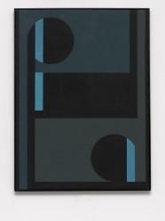 Luis Martínez Pedro: Sin Título (Untitled), 1959.Oil on canvas,44 3/4 x 33 1/4 x 7/8 inches (113.5 x 84.5 x 2 cm)