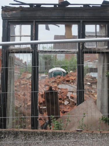ROOM WITH A VIEW, Coventry, August 2015