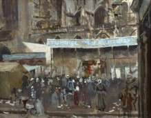 The Theatre of the Young Artists, 1890