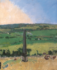 The Obelisk, 1914. Abbot Hall Art Gallery, Kendal